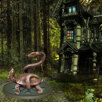 Free online flash games - Fantasy Secret Garden Escape game - Games2Rule