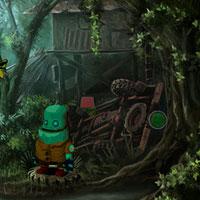 Free online flash games - Fantasy Woodland Escape game - WowEscape