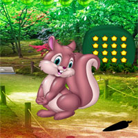 Free online flash games - Funny Bunny Garden Escape game - WowEscape