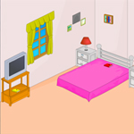 Free online flash games - Girly Room Escape game - WowEscape