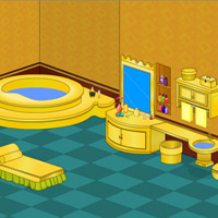 Escape The Bathroom Free Online Game golden bathroom escapegame at games2rule, the kingdom of all games