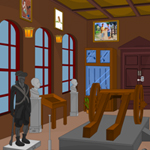 Free online flash games - Great Museum Escape game - Escape
