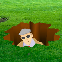 Free online flash games - Green Park Old Men Rescue game - WowEscape
