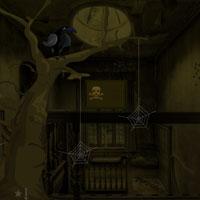 Free online flash games - Halloween Creepy Castle Escape game - WowEscape