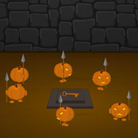 Free online flash games - Halloween Eve Escape game - WowEscape