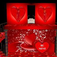 Free online flash games - Heart Way Lovers Escape game - Games2Rule