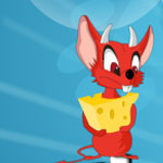 Free online flash games - Hell Rat And Heaven Cat Kitchen Home game - WowEscape