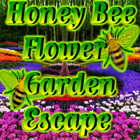 Free online flash games - Honey Bee Flower Garden Escape game - WowEscape
