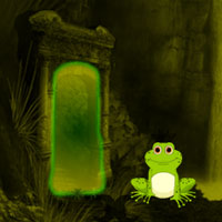 Free online flash games - Hooked Forest Escape game - Games2Rule