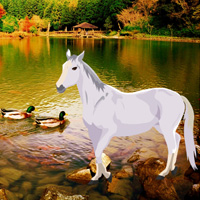 Free online flash games - Horse Hill Forest Escape game - WowEscape