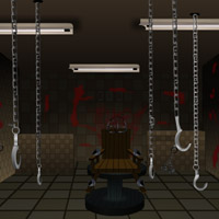 Free online flash games - Hurt Room Escape game - Games2Rule
