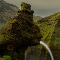 Free online flash games - Islandia Canyon Escape game - WowEscape