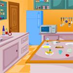 Free online flash games - Kitchen Trap Escape game - WowEscape