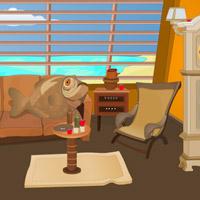 Free online flash games - Large Fish Escape game - WowEscape