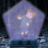 Free online flash games - Little Boy and The Forest Escape game - WowEscape