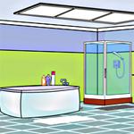 Free online flash games - Live Escape Bathroom game - WowEscape