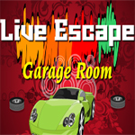 Free online flash games - Live Escape Garage Room game - WowEscape