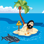 Free online flash games - Live Escape-Shark Attack game - WowEscape