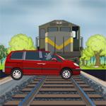 Free online flash games - Live Escape-Train Track game - WowEscape