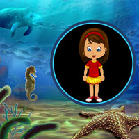 Free online flash games - Lost Underwater Thuvaraka Escape game - Games2Rule