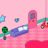 Free online flash games - Lovely Girls Room Escape game - WowEscape