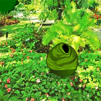 Free online flash games - Lush Tropical Forest Escape game - WowEscape