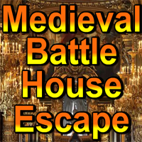 Free online flash games - Medieval battle house escape game - WowEscape