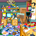 Free online flash games - Re Messy Room Escape-2 game - WowEscape