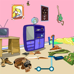 Free online flash games - Replay Messy Room Escape game - WowEscape