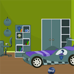 Free online flash games - Modern Car Room Escape 2 game - WowEscape