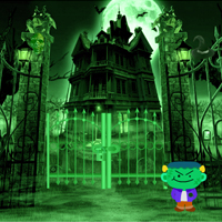Free online flash games - Most Scary Halloween Escape game - WowEscape