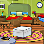 Free online flash games - Motel Room Escape-2 game - WowEscape