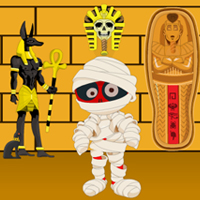 Free online flash games - Mummy Escape game - Games2Rule