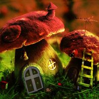 Free online flash games - Mushroom Hamlet Escape game - WowEscape