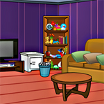 Free online flash games - My Lonely Room Escape game - WowEscape