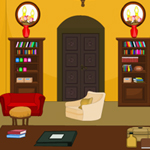 Free online flash games - My Yellow House Escape game - WowEscape