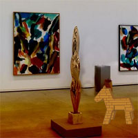 Free online flash games - National Art Museum Escape game - WowEscape