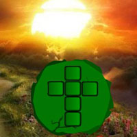 Free online flash games - Nature Sunset Land Escape game - WowEscape