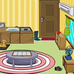 Free online flash games - Naughty Room Escape-2 game - WowEscape
