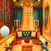 Free online html5 games - New Castle Room Escape game - Games2rule