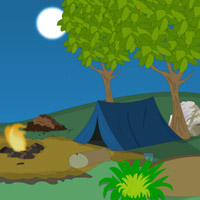 Free online flash games - New Forest Escape game - WowEscape