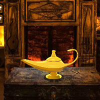Free online html5 games - New Magician Room Escape game - Games2rule