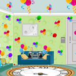 Free online flash games - New Year Party Room Escape game - WowEscape
