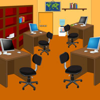 Free online flash games - Office Room Escape game - WowEscape