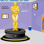 Free online flash games - Oscar Award Escape game - WowEscape