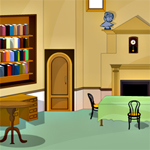 Free online flash games - Palace Library Escape game - WowEscape