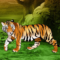Free online flash games - Panthera Fantasy Escape game - Games2Rule