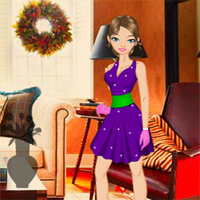 Free online flash games - Perfect Girl Room Escape game - WowEscape