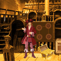 Free online flash games - Pirates of the Caribbean Ship Escape game - WowEscape
