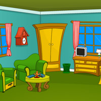Free online flash games - Plaything Room Escape game - WowEscape